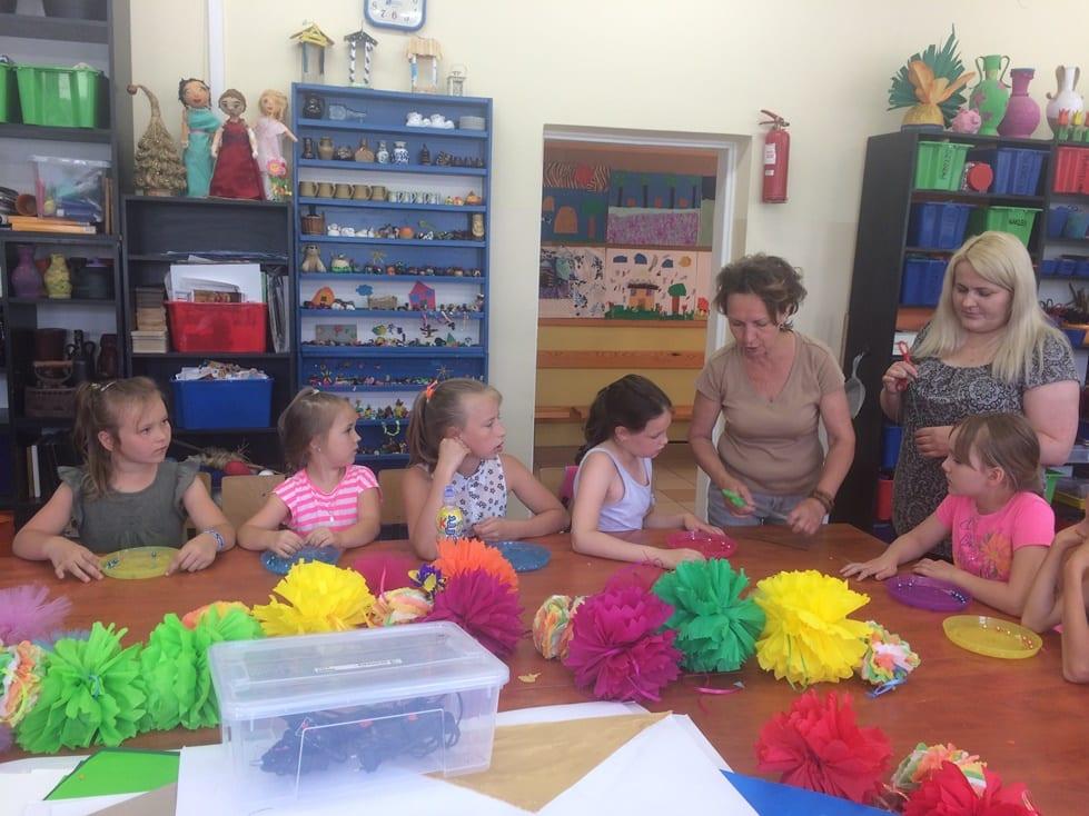 Wakacyjne zajęcia i warsztaty dla dzieci w SDK [FOTO]