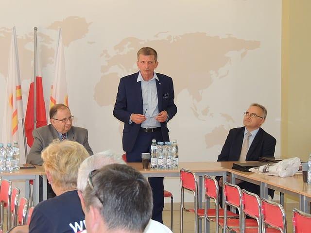 Marek Kamiński nowym przewodniczącym PSZS
