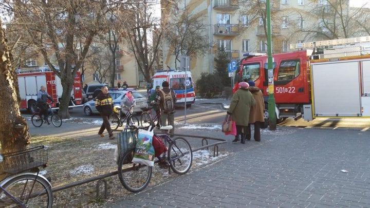 Wypadek na ulicy Kopernika