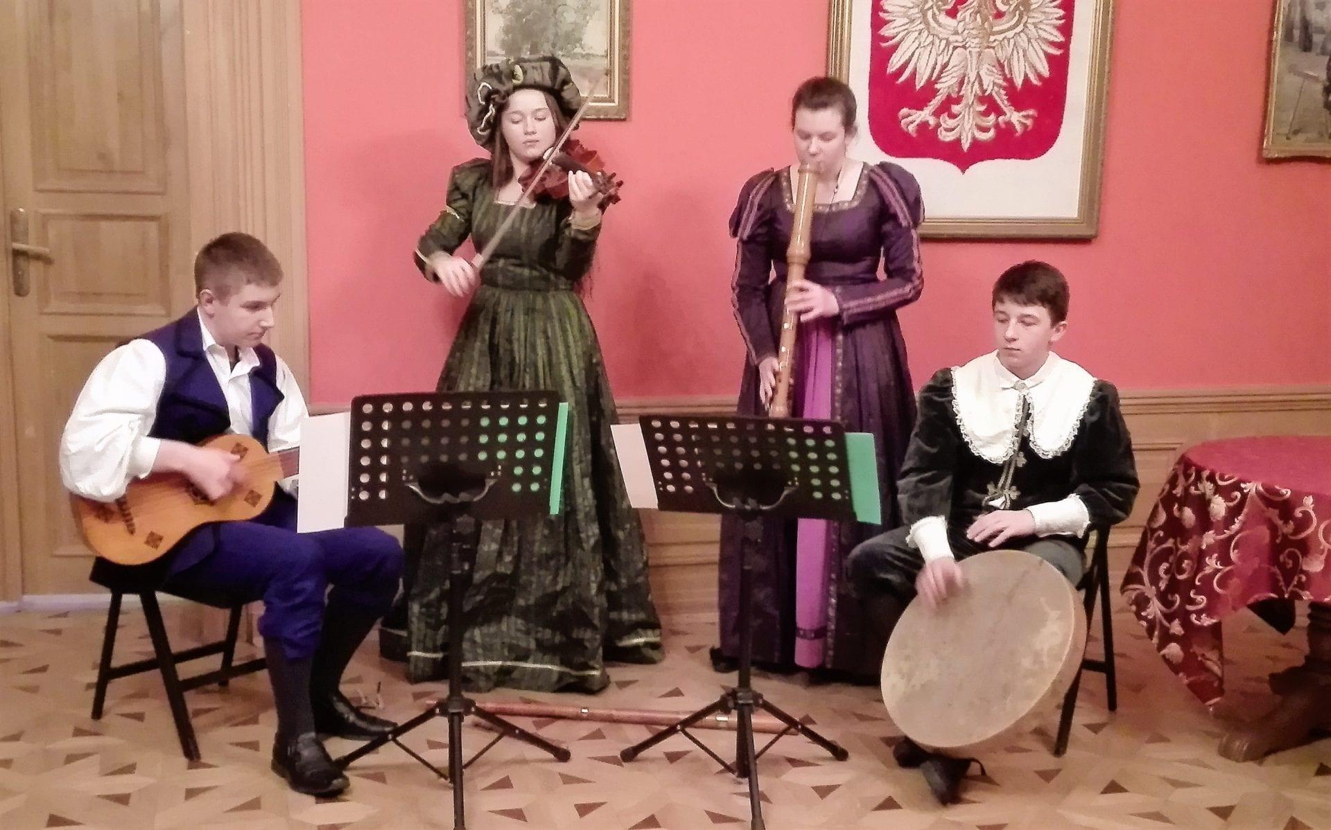 ",,Hortus Musicus"" świętował rodzinnie [VIDEO]"