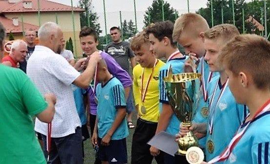 Puchar Solidarności pojechał do Mielca