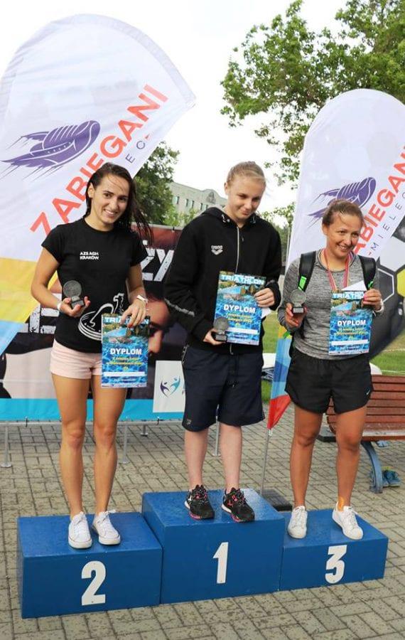 Super Sprint Triathlon Mistrzostwa Mielca [VIDEO]