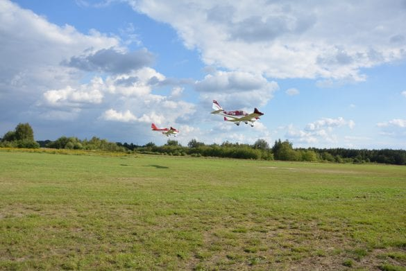 Zakończenie lata piknikiem na Tuszowskim lotnisku [FOTO, VIDEO]