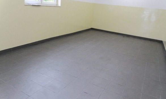 Koniec remontu garażu OSP Cyranka