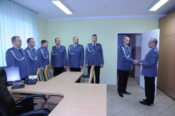 Uroczyste wprowadzenie komendantów komisariatów [FOTO]