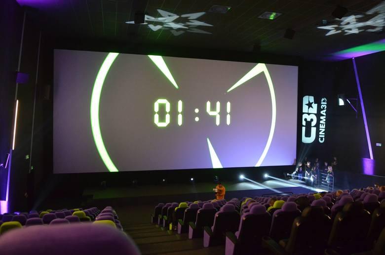 Kino na szpilkach – Kino CINEMA3D Galeria NAVIGATOR [VIDEO]