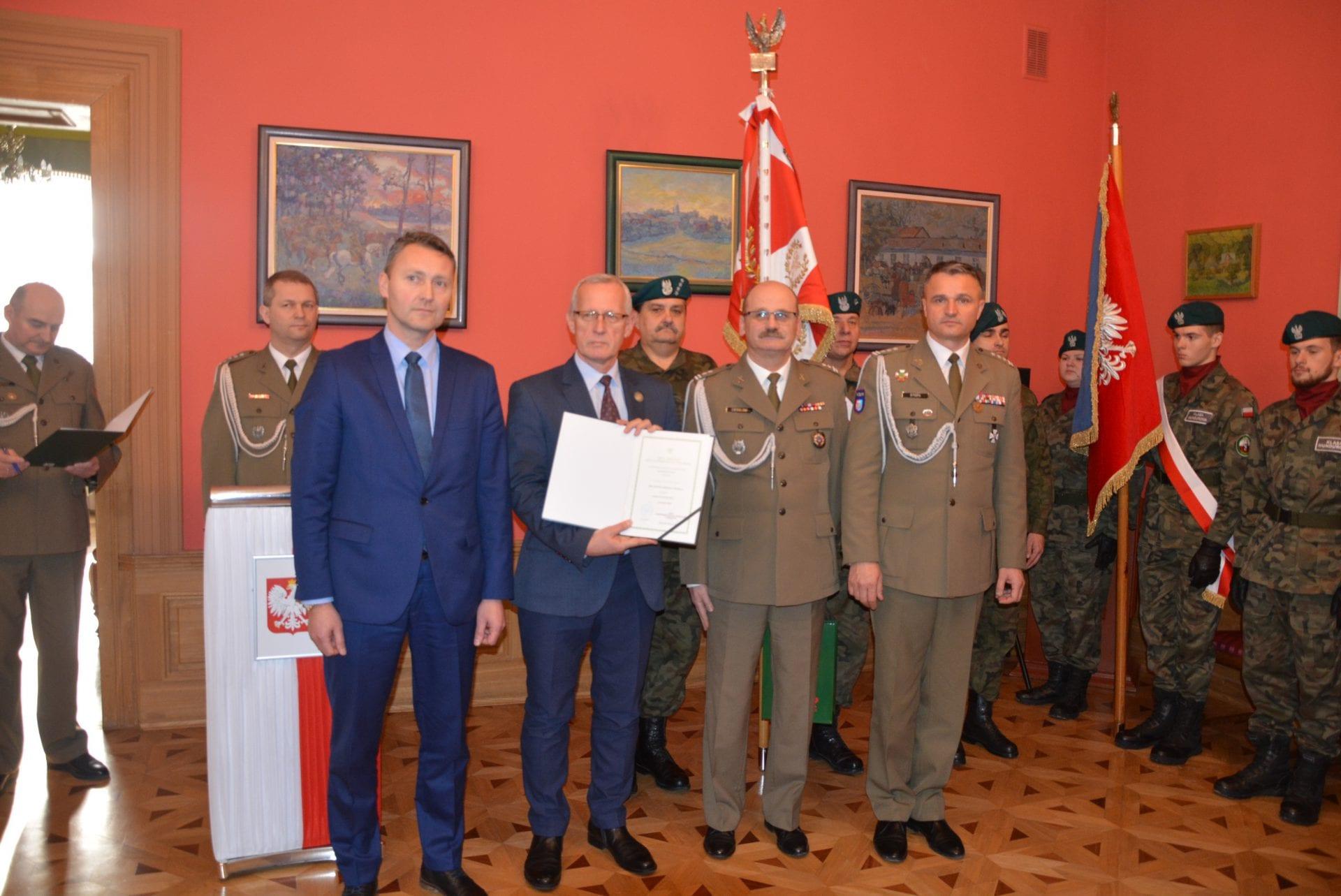 Major Juliusz Merak pośmiertnie mianowany  na  stopień  podpułkownika [FOTO, VIDEO]