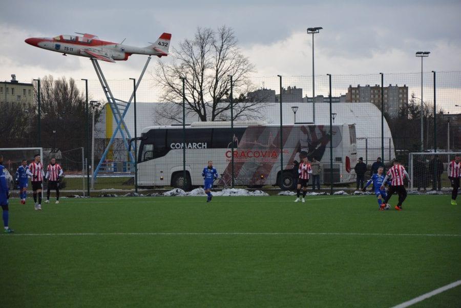 Sparing: PGE FKS Stal Mielec – Cracovia Kraków  1 : 1 [FOTO, VIDEO]
