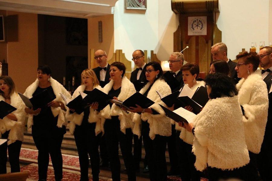 Koncert chóru Akord i Belfersingers [FOTO]