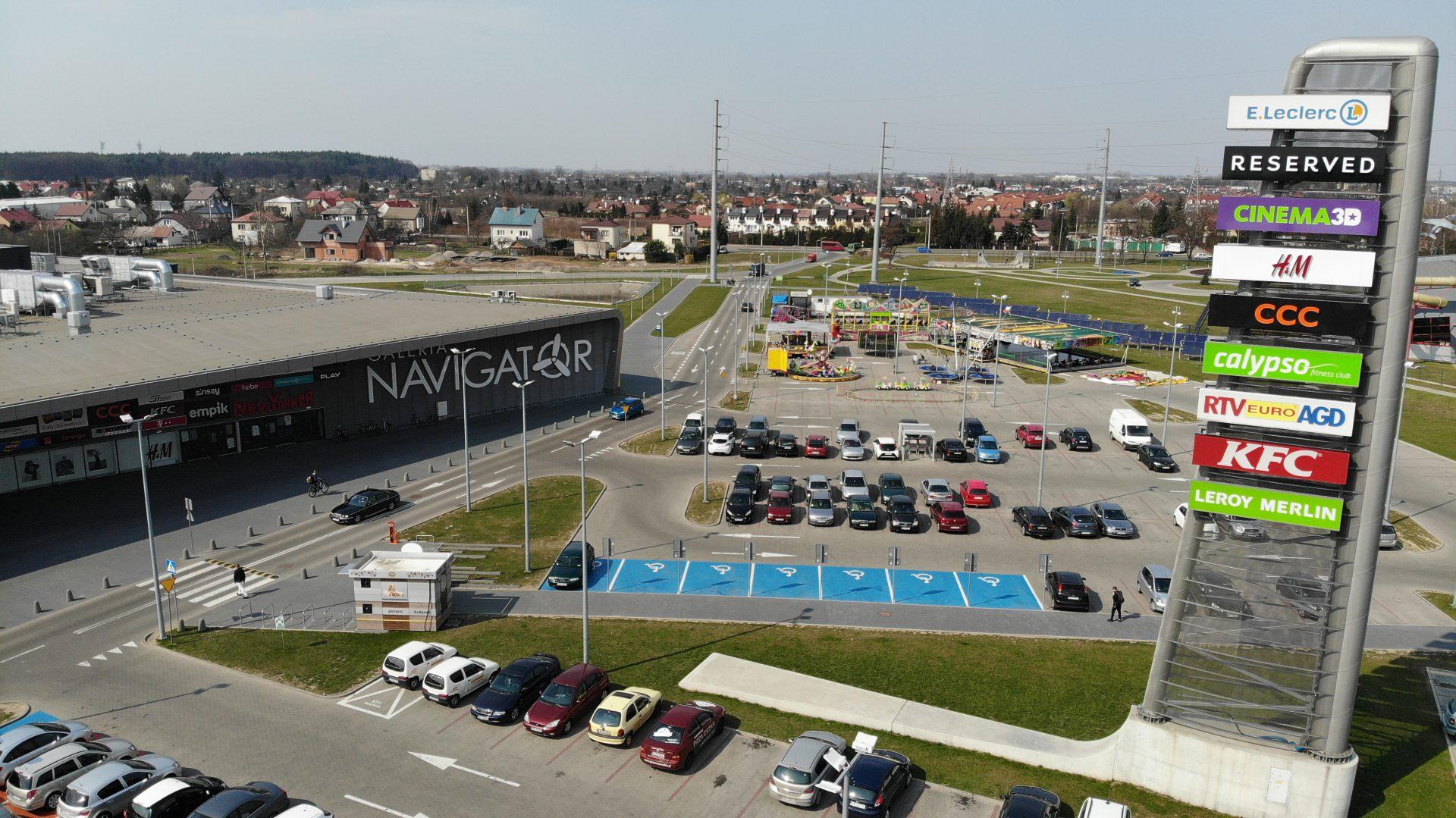 Wiosenne trendy w Galerii Navigator