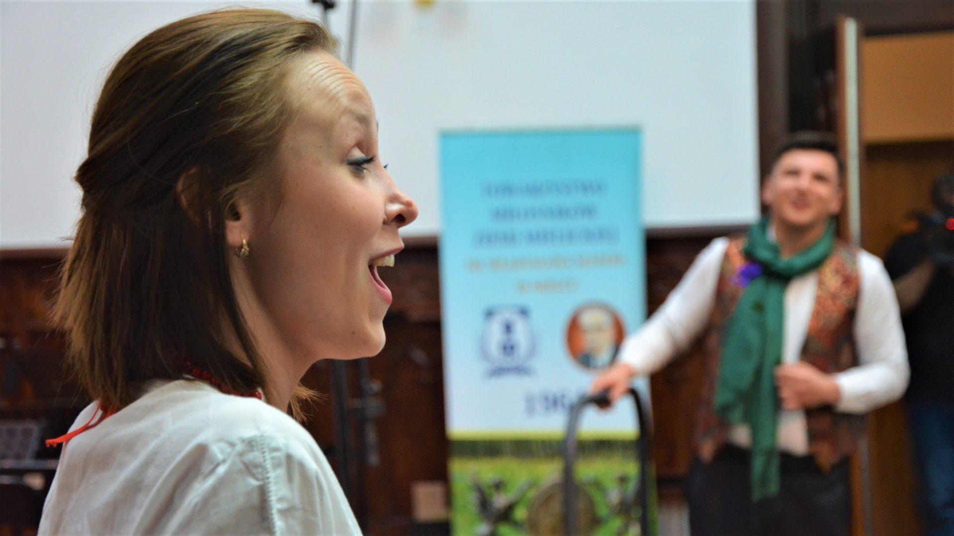 """Koncert """"Po nocnej rosie płyń wdzięczny głosie …"""" – pieśni Stanisława Moniuszki w Mielcu [FOTO, VIDEO]"""