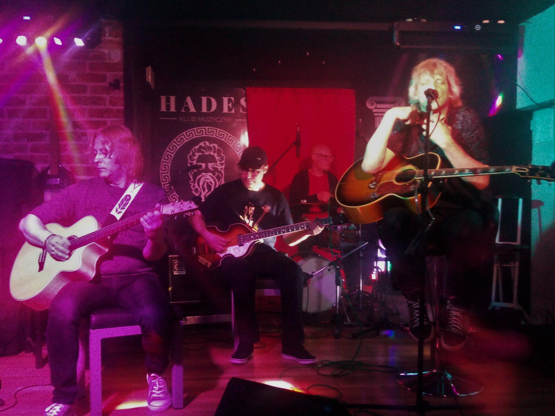 Jacek Dewódzki Band w Hadesie