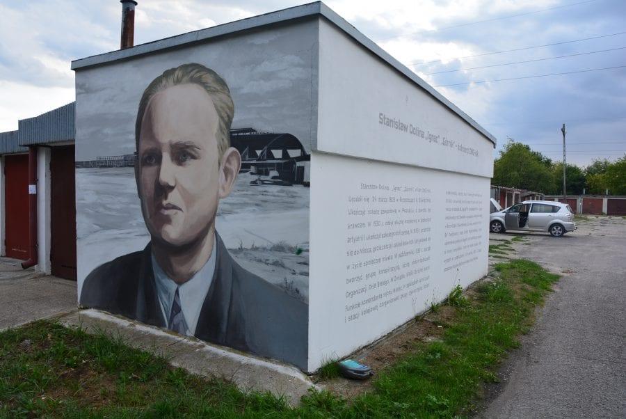 Mieleckich murali ciąg dalszy [VIDEO]